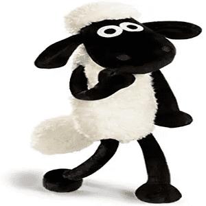 peluche de la oveja shaun